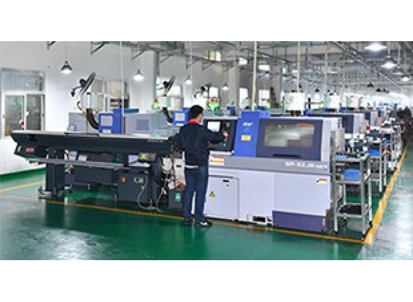 What will happen to the construction of the basic unit of Dongguan machining parts?